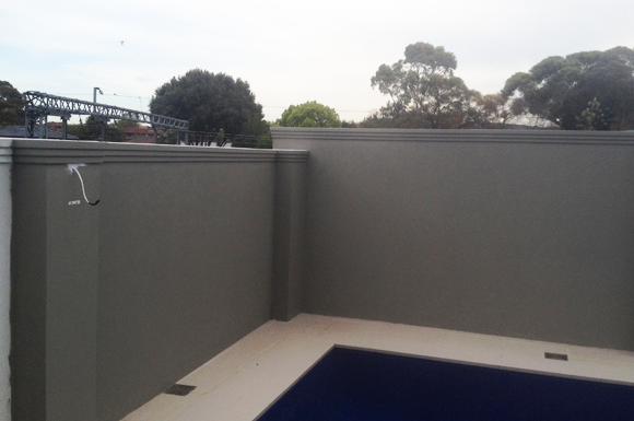 Acrylic Rendering Central Coast Cement Rendering